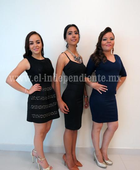 Todo listo para el Certamen de belleza Fiestas Patrias Jacona 2015