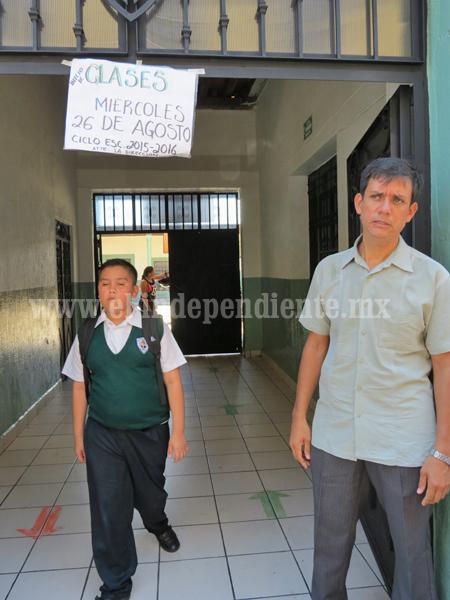 CNTE vuelve a estudiantes afectar clases con paro de 48 horas