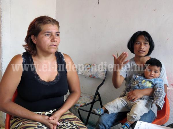 Padres desmienten supuesto suicidio de joven en cárcel de Tangancícuaro
