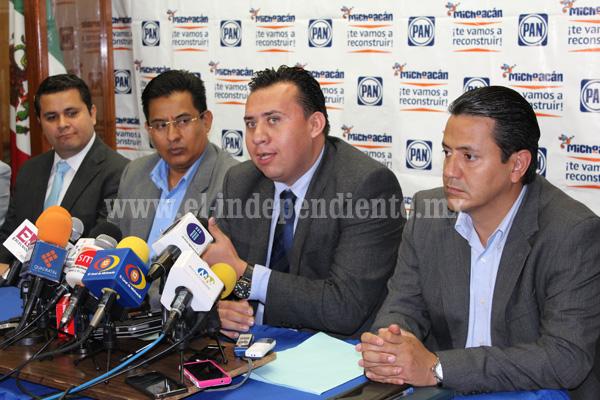 Armando Tejeda, ratificado por el TEEM y exonerado por Juez Penal: PAN