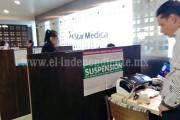 Suspende Profeco a siete hospitales privados en Morelia por incumplir con normativa