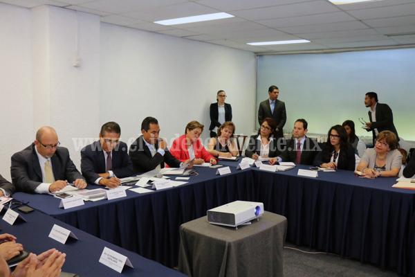 Mi gobierno tendrá la capacidad de trabajar junto con el gobierno federal: Silvano Aureoles