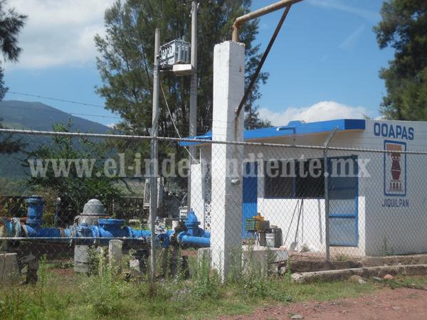 Sin agua cerca de 35 mil domicilios en Jiquilpan