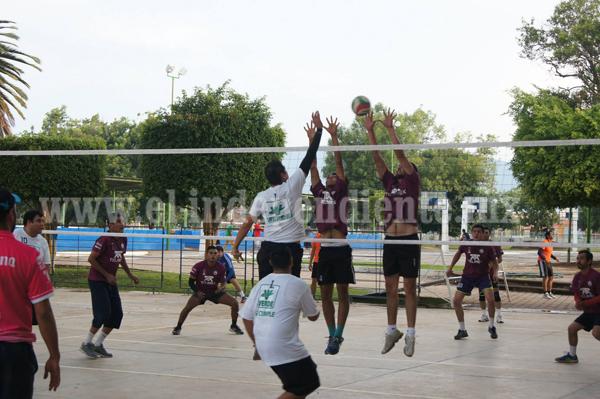 En marcha el Campeonato de Liga 2015 de Voleibol.