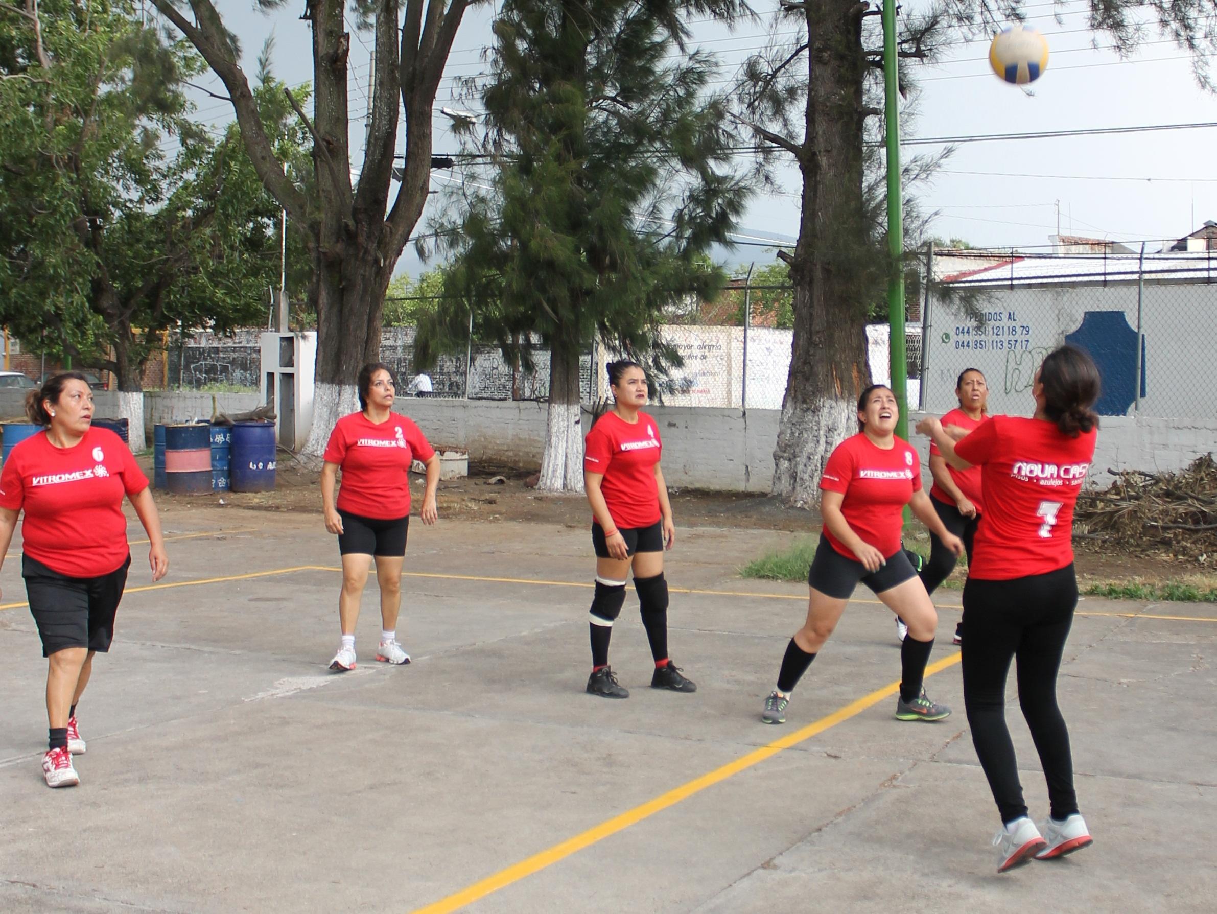 ATM y Jaza dan el mejor juego, cerrada jornada de voleibol rumbo a playoffs.