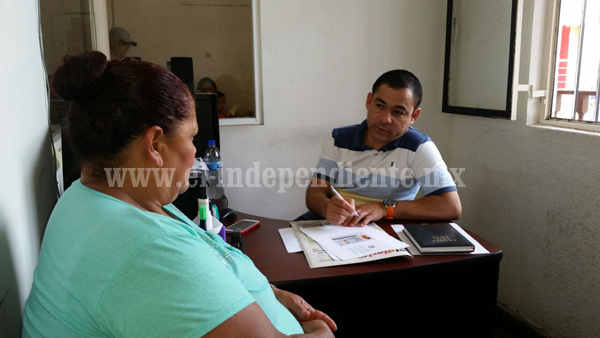 Oficina de migrantes atiende a reyenses