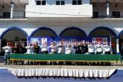 Inauguran ciclo escolar en Los Reyes