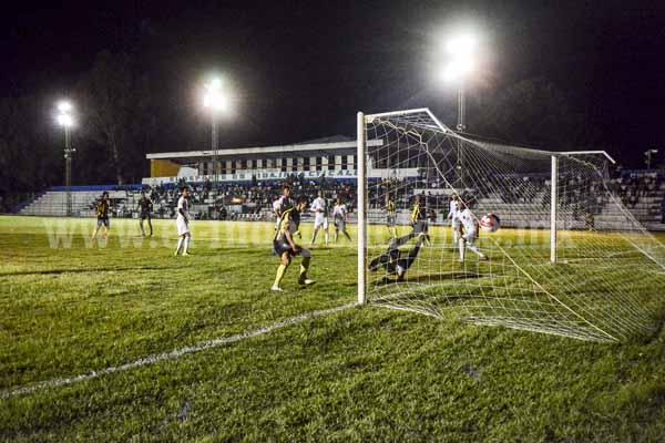 Real Zamora cae en casa 1-2 ante Tecoman.