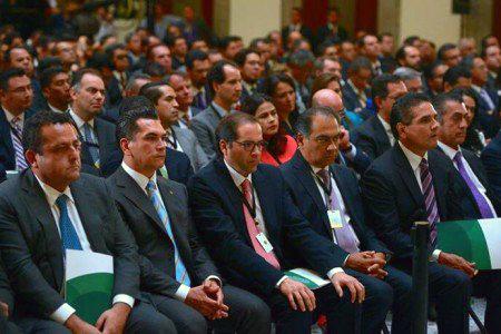 Participa Silvano en sesión del Consejo Nacional de Seguridad