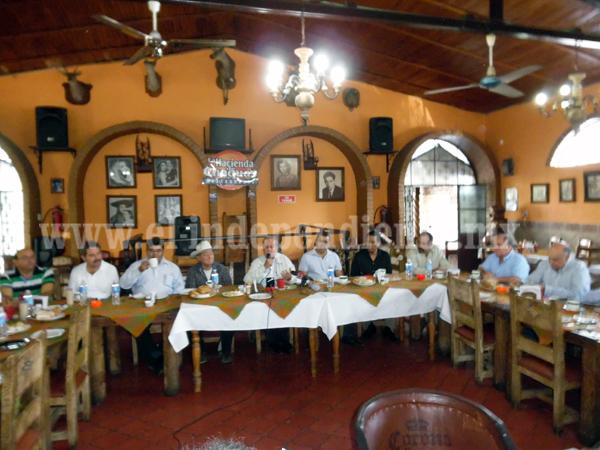 Acepta Barragán Zepeda tener intenciones políticas