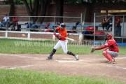 Gavilanes dobleteó en jornada de beisbol regional