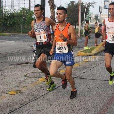 """Todo listo para la VI Carrera Atlética 2015 """"Corre por tu salud""""."""