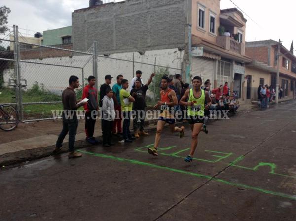 Todo listo para la XII Carrera Atlética Ixtlán 2015 de 10 Kilómetros.