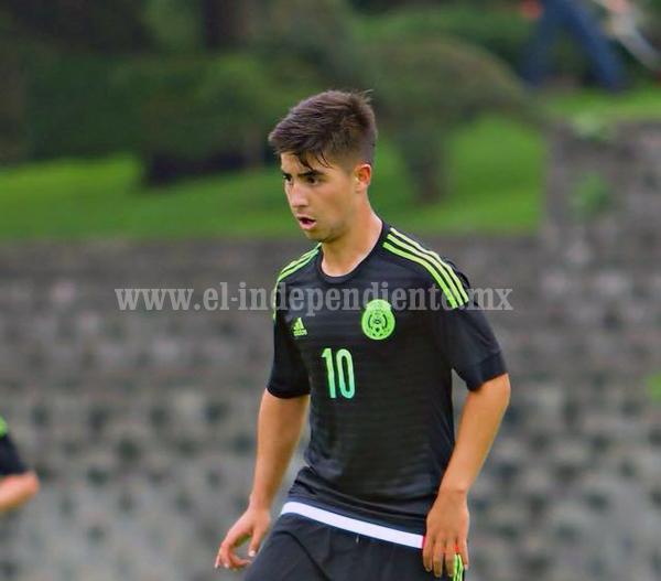 Claudio Zamudio, ¡Jugará su Primer Copa del Mundo!