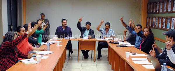 """""""Queremos un gobierno de unidad para dar resultados a los jaconenses"""": Secretario del Ayuntamiento"""