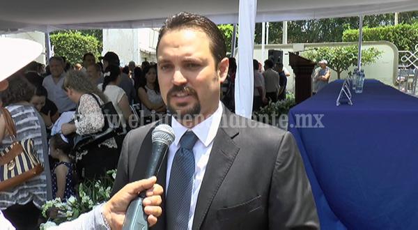 Designan a ex tesorero municipal como presidente interino de Sahuayo