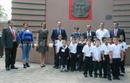 Celebran en Jacona el 250 Aniversario del Natalicio José María Morelos y Pavón