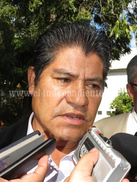 Mejora de vialidades y más empleo, reto de mi administración: Rubén Cabrera Ramírez