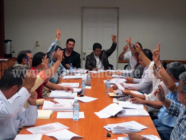 Aprobó Cabildo de Jacona proceso de modificación para el plan de desarrollo urbano