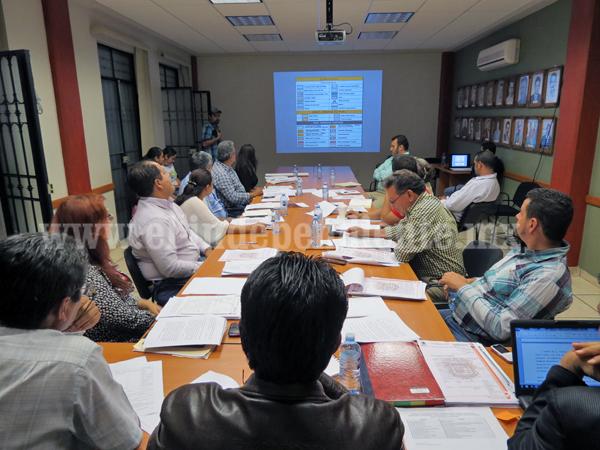 Detectan irregularidades  en el presupuesto de ingresos y egresos de la administración pasada