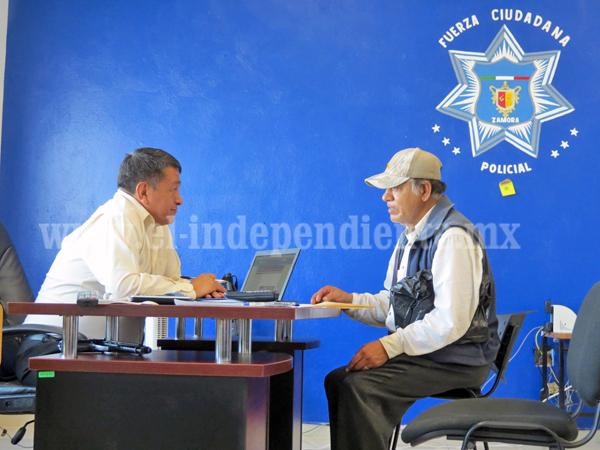 Policía y Tránsito volvió a abrir puertas de la corporación a ciudadanos