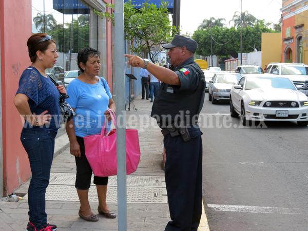 Policías municipales serán capacitados en transparencia y derechos humanos