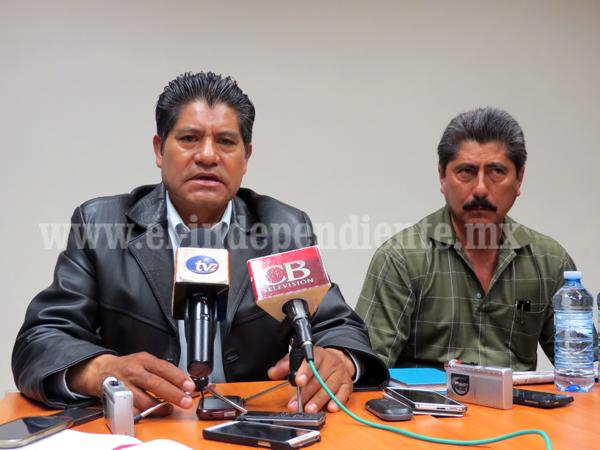 Alcalde de Jacona pide a ciudadanos no caer en juego de extorsionadores