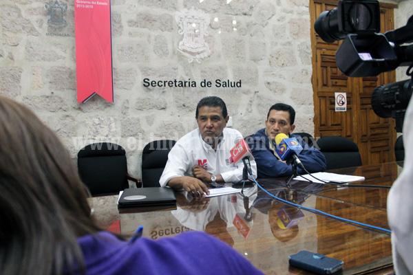 Michoacán registra 904 casos de chikungunya en la semana epidemiológica 34