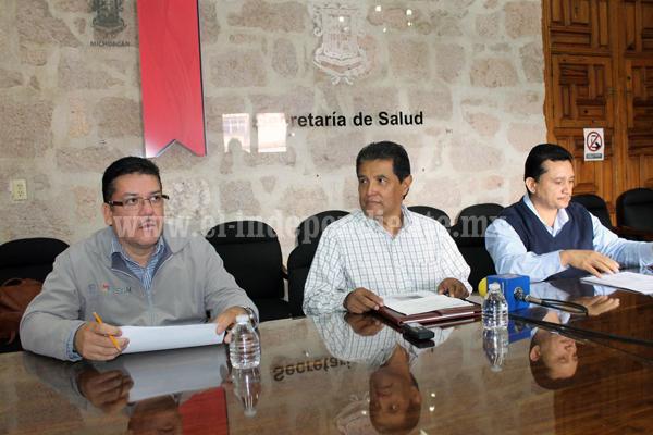 MICHOACÁN REGISTRA  MIL 144 CASOS DE FIEBRE POR VIRUS CHIKUNGUNYA
