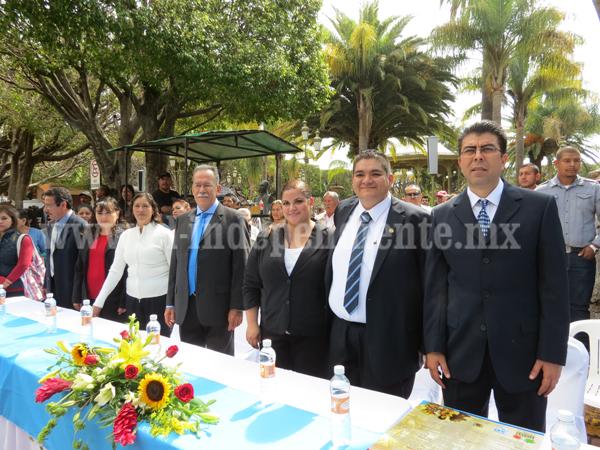 Recobrar la confianza de la gente, prioridad del alcalde de Tangancícuaro