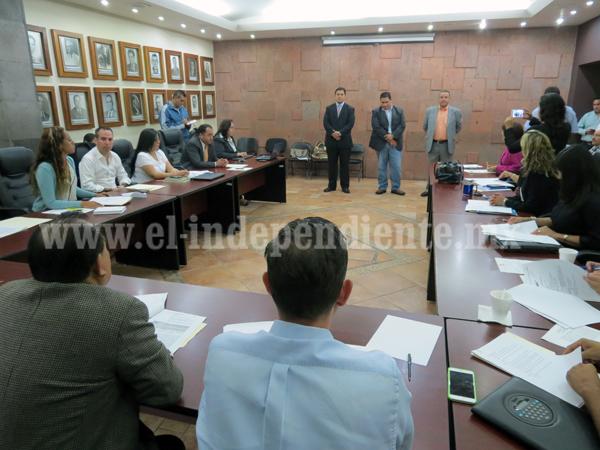 Reorganizan estructura del Ayuntamiento para evitar cargos innecesarios