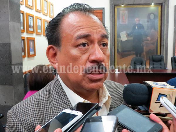 Alcalde espera recepción de 50 mdp para fortalecer infraestructura vial