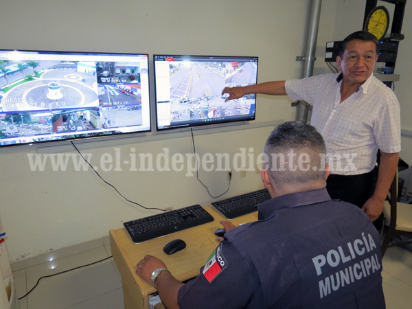 Con cámaras, patrullas y GPS buscan profesionalizar el trabajo de la Policía