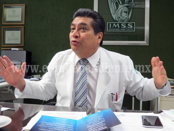 Anunció IMSS la segunda jornada oftalmológica