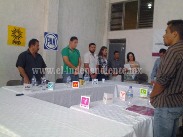 Instalan Consejo Municipal Electoral para elección extraordinaria de Sahuayo