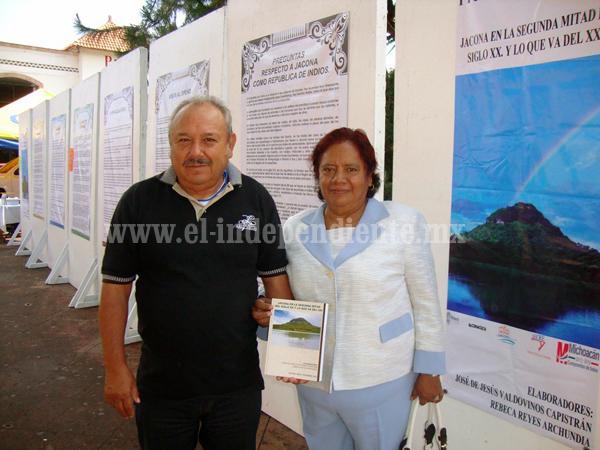 Invitan a Jaconenses a  conocer la historia de su municipio