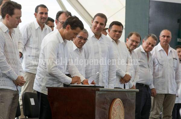 SALVADOR JARA CONVOCA A LEGISLADORES MICHOACANOS A RESPALDAR INICIATIVA PARA CREAR ZONA ECONÓMICA ESPECIAL EN LA ENTIDAD