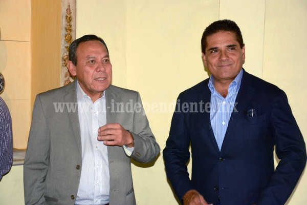 Concreta Silvano Aureoles gran apoyo para Michoacán desde el Congreso de la Unión