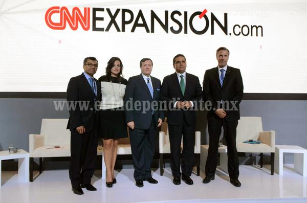 Confía Silvano Aureoles que reformas estructurales rindan frutos para Michoacán