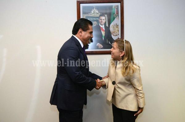 Revisa Silvano Aureoles estatus del programa nacional de vivienda enfocado a Michoacán