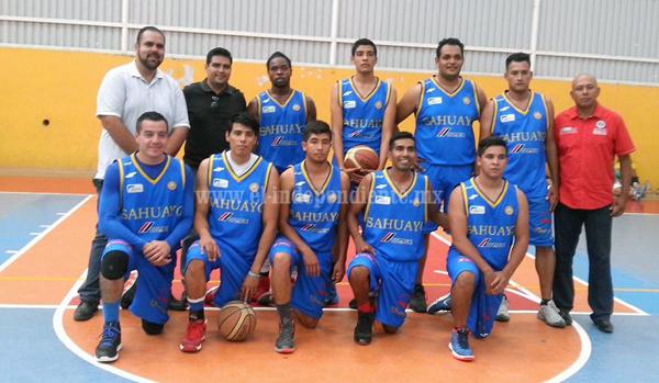 Tigres de Sahuayo contra Spartacus de Guanajuato en la final del Circuito CIBAJ