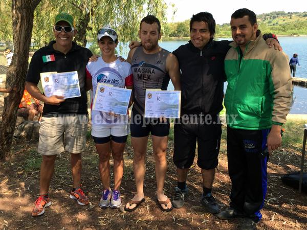 Todo un éxito resultó la Primera Edición Extrema del Triatlón de Fiestas Patrias Jacona