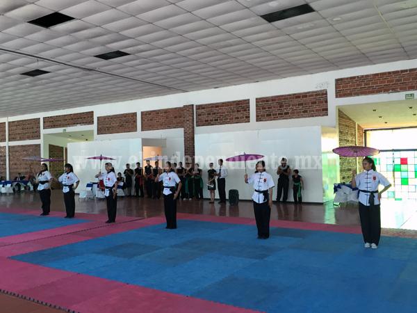 Exitosa Copa Independencia con el VII del Campeonato de Artes Marciales Chinas