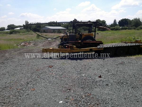 Adeudos de los municipios con el módulo de riego contribuyeron al rezago existente de 6 semanas de sueldo de trabajadores