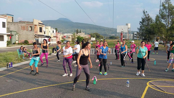 Convocatoria para Aerobics y baile dentro la Olimpiada Municipal