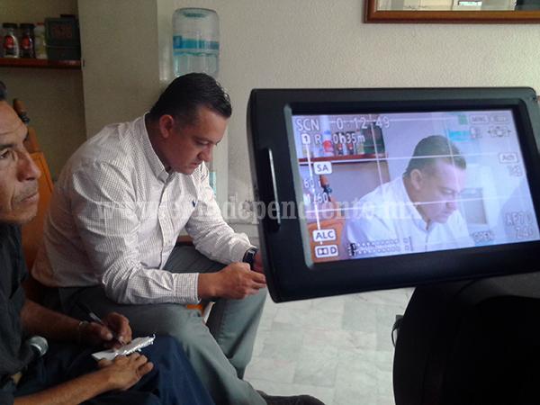 Anuncia PRI que denunciará a funcionarios municipales ante el IEM