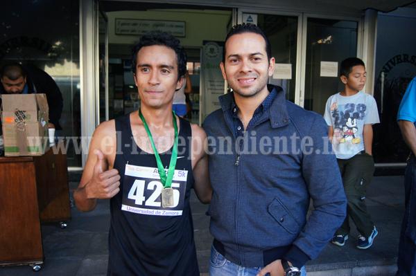 """""""Corre por tu salud"""" 5 kilómetros todo un éxito"""