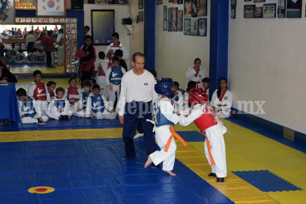 Realizaron torneo Interno para Escuelas Moo Duk Kwan