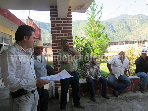 Declaran nula asamblea para desincorporación de bienes ejidales en Pajacuarán