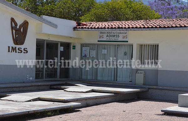Falta de medicamento e infraestructura principal queja de jubilados del IMSS